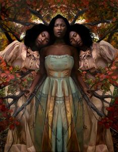 Sara Scribner, 'She Felt at Peace in Canopy of Dreams', 2019
