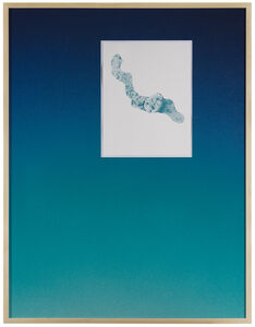 Sandra Vaka Olsen, 'Pixel Water Horizon 02', 2012