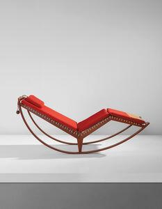 Franco Albini, 'Rocking chaise, model no. PS16', ca. 1956