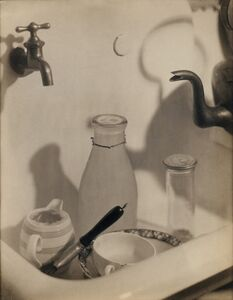 Margaret Watkins, 'The Kitchen Sink', 1919