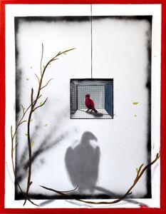 Stéphane Pencréac'h, 'La Cage', 2017