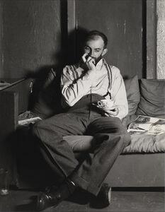 Willard Van Dyke, 'Ansel Adams at 683 Brockhurst', 1932/1970s