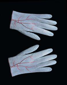 Méret Oppenheim, 'Glove (for Parkett 4)', 1985