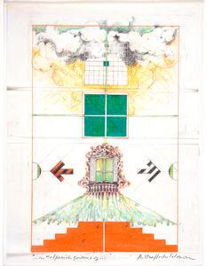 "Barbara Stauffacher Solomon, '""…in the Spanish gardens of…""', 1982"