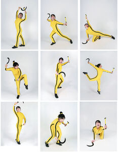 Yao Qingmei, 'Danse! Danse! Bruce Ling!', 2013