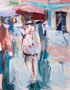 Alireza Varzandeh, 'Summer Rain', 2019