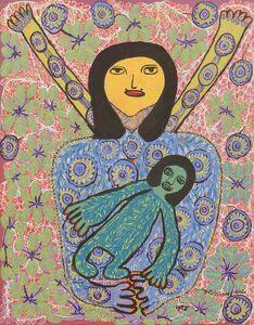 Prospère Pierre-Louis, 'Untitled (Loas)', ca. 1980