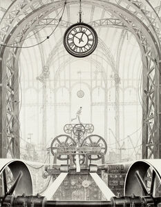 Laurie Lipton, 'TIME TRAVEL', 2008