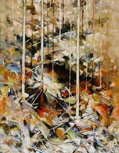 Paul Battams, 'Hawkesbury Bluff', 2013