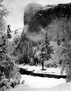 Ansel Adams, 'El Capitan, Winter', 1948