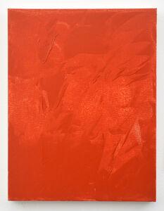 Michael Brennan, 'Soft Red (for Tomoharu Murakami)', 2018