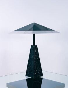 Cini Boeri, 'Abat jour Lampe de table', 1970