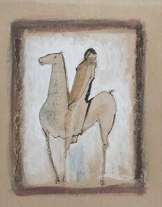 Marino Marini, 'Cavallo e Cavaliere', 1945
