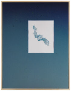 Sandra Vaka Olsen, 'Pixel Water Horizon 04', 2012
