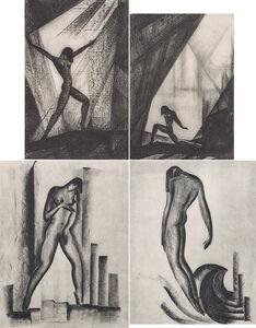 Lovet-Lorski  Boris, 'Untitled (Nudes)', ca. 1929