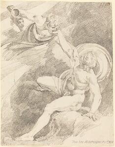 Henry Fuseli, 'The Rape of Ganymede', 1804