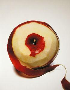 Irving Penn, 'Peeled Apple, New York', 2001