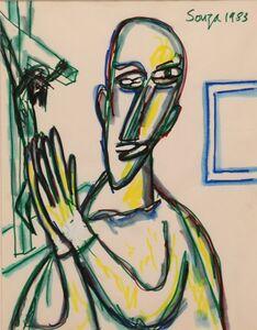 Francis Newton Souza, 'Untitled ', 1983