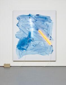 Mary Weatherford, 'Truxtun', 2012
