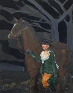 Suzy Spence, 'Green Coat', 2018