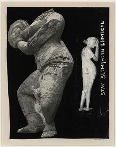 Vivan Sundaram, 'Keep Slim', 1965
