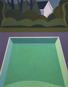 Monica Bernier, 'Night Pool VI', 2018