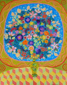 Hepzibah Swinford, 'Blossoms', 2016