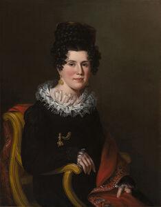 Sarah Miriam Peale, 'Susan Avery', 1821