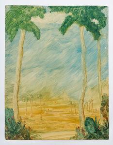 Heinrich Nüsslein, 'The Garden of Eden - Ayana', 1943