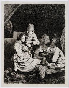 Cornelis Bega, 'The Inn', mid-17th century