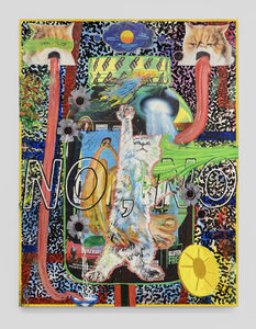 Pedro França, 'wheywhey (small letters)', 2019