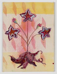 Angelina Gualdoni, 'Crystal Flower', 2019