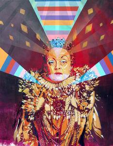 Btoy, 'The Virgin Queen, Elizabeth I (Bette Davis)', 2013