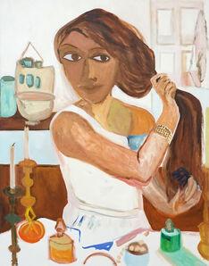 Deborah Pruden, 'Zineida Self portrait', 2018
