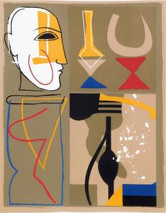 Dia Azzawi, 'Improvisation', 2005