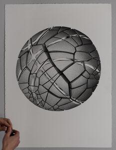 Julia Koceva, 'Broken Accolade (Basketball)', 2017