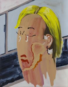 Amber Boardman, 'Makeup Bus Commute', 2015