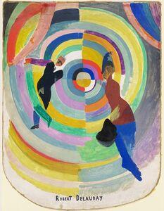 Robert Delaunay, 'Political Drama', 1914