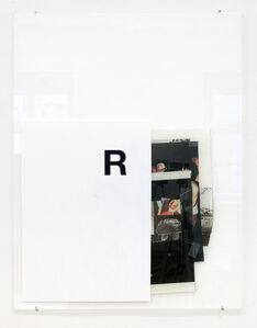 Heinrich Dunst, 'R', 2017