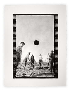 """Joel Daniel Phillips, 'Kill Negative #10 / After Carl Mydans [Archive Text: """"Untitled Photo, Possibly Related to: Transients Clearing Land. Prince George's County, Maryland""""]', 2020"""