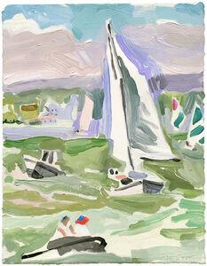 Margery Gosnell-Qua, 'Windy', 21st Century