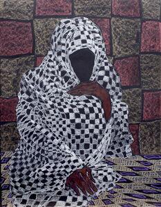 Leikun Nahusenay, 'Body vs soul V', 2018