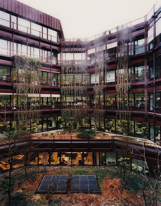 Andreas Gursky, 'Zürich - Bank Projekt no. 4', 1997