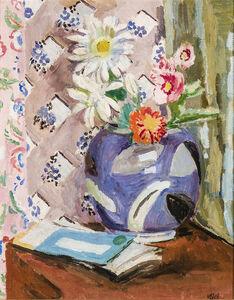 Vanessa Bell, 'Still Life of Flowers', ca. 1945