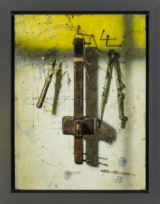 Jeffrey Ripple, 'Scribe', 2016