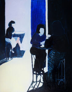 Maria Kostareva, 'Blue Light', 2019