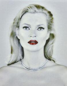 Chris Levine, 'Kate Moss Kate's Light (Pure)', 2013