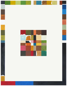 Hernan Paganini, 'Todos los caminos conducen al centro', 2014