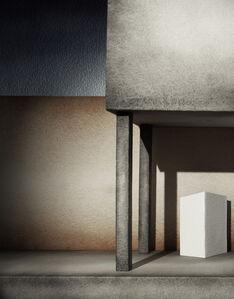 Marco Palmieri, 'Studio per un'Annunciazione (Piero della Francesca)', 2016