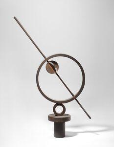 Ettore Colla, 'Meridiana (con valvola)', 1966